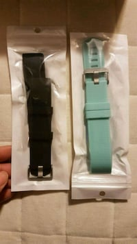 Brand New black and green fitb charge 2 band watch Hamilton, L9C 6C6
