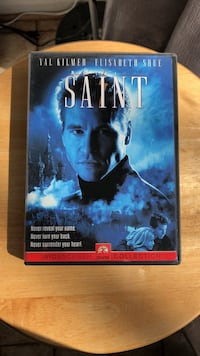 The Saint DVD Movie Laurel