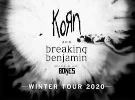 KORN TIX/SECTION 122 ROW M/contact 701-6067 Area 514/BELOW COST