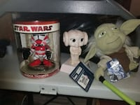 Star wars collectibles Burlington, L7L 4T2