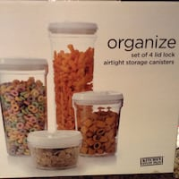 Organizer for Dry Foods Greater Vancouver, V6S