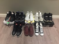 Shoes from size 9.5-11 Toronto, M1C 2M4