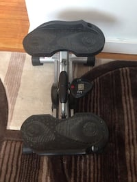 black and gray barbell and dumbbells Winnipeg, R2M 1P8