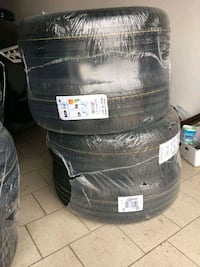4 gomme 205/55/16 M+S nuove Modena, 41126