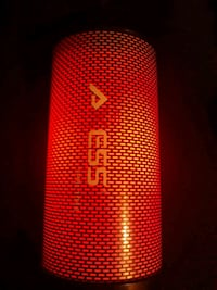 *REDUCED * was $30 Axess HIFI Bluetooth Speaker w/ Dancing LED lights