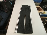Womens Black Adidas Pants Size Medium Fort Saskatchewan