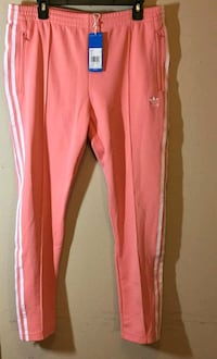 Brand new adidas womans track pants size large 3745 km