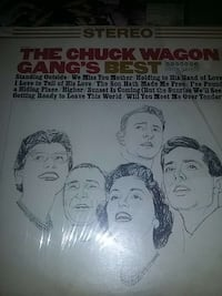 The Chuck Wagon Gang's Best poster Wilmington, 28401