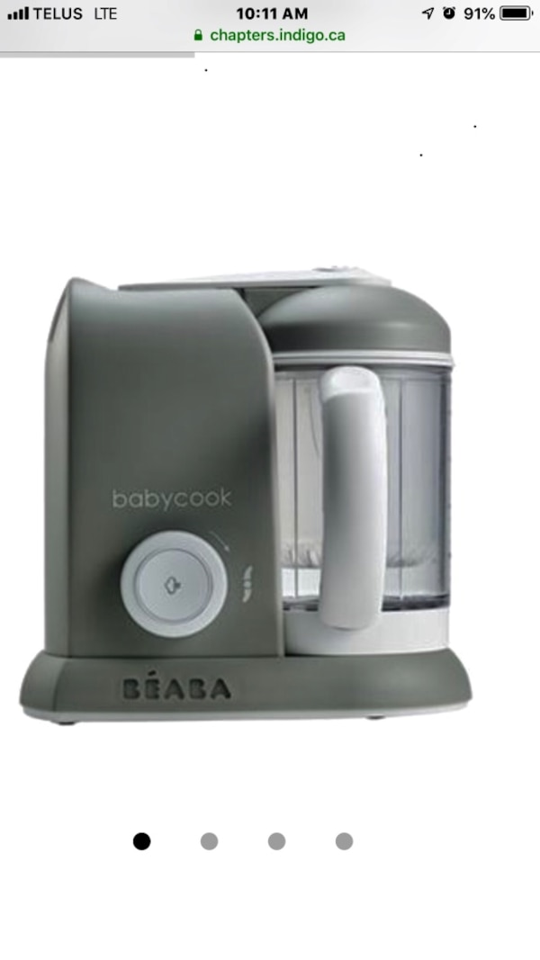 Baby cook and food processor