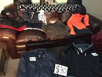 assorted apparel lot Edmonton, T6L 1E4