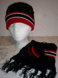 KIDS BEANIE, SCARF, AND GLOVES