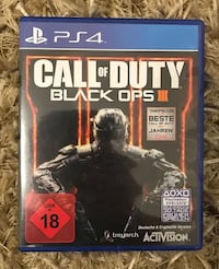 Call of Duty Black Ops III PS4 Spiel Fall