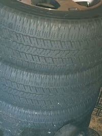 Rims and tires or trade for a set of 245-65-17 Charlotte, 28204