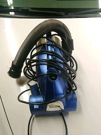 blue and black corded power tool Carson, 90745