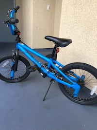 blue and black BMX bike Los Angeles, 91316