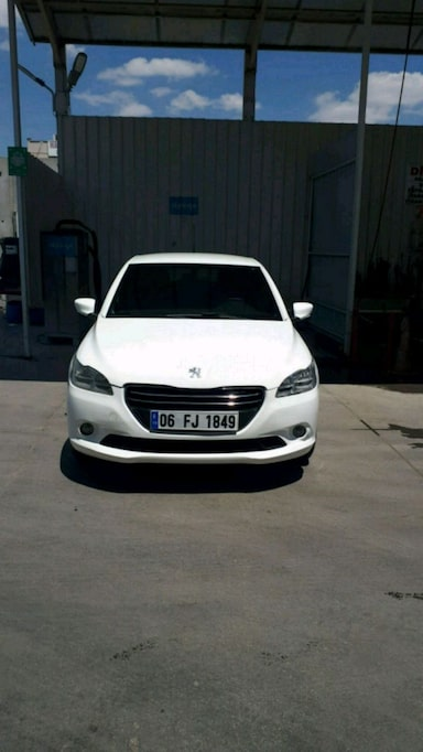 2014 Peugeot 301 1.6 HDI 92 HP ACTIVE f1231114-8ab0-4d80-b44d-9911a688be03