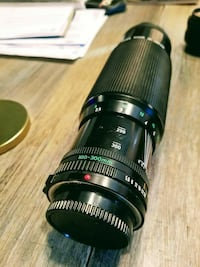 Cannon Zoom lens FD 100-300 mm f 5.6 for cannon A- Fallbrook, 92028