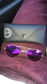 NEW Aviator Ray-Bans null