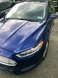 Ford - Fusion - 2013 Capitol Heights