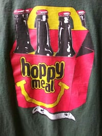 Hoppy meal t shirt