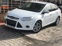 2014 Ford Focus TREND X 1.6TDCI 95PS 4K