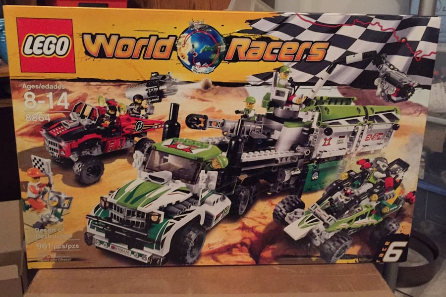 Lego world racers desert of destruction set number 8864 8d15bfd0-f77a-4bc9-953b-024cf3511697