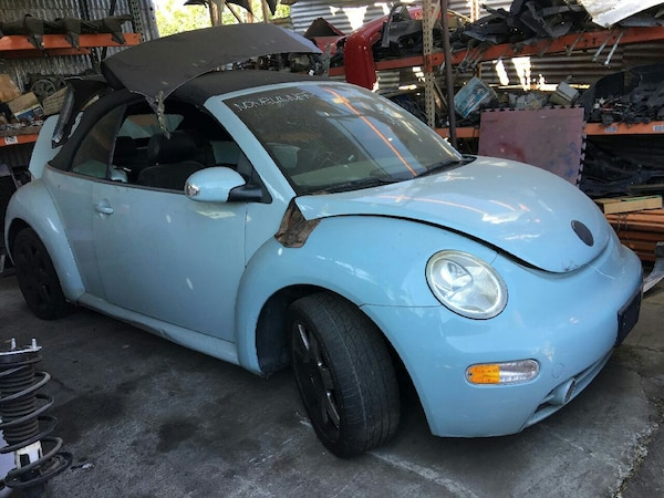 2003 Vw Beetle Convertible Parting Out