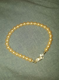 pearl bracelet with diamond  Kingston, K7M 2Y8