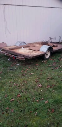Flat Bed Trailer Springfield, 97477