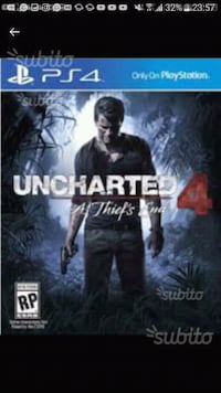 Custodia Uncharted 4 per PS4 6830 km