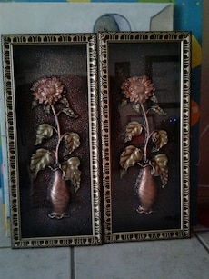 Two wall decor small size