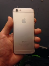 iPhone 6 Silver (for parts) Ann Arbor, 48104