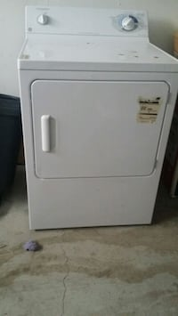 White dryer working very good  Whitchurch-Stouffville, L4A 1H4