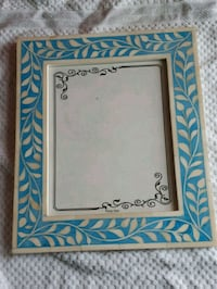 Bone in lay picture frame (blue) Toronto, M1T 3P4