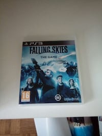 Juego PS3 Falling Skies THE GAME