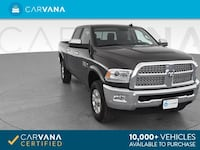 2018 Ram 2500 Crew Cab Laramie Pickup 4D 6 1/3 ft Downey, 90240