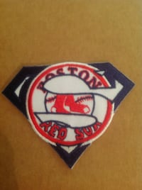 BOSTON RED SOX SUPER LOGO PATCH Chicago, 60656