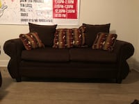 (OBO) BUNDLE: 3x COUCH, TABLE, STORAGE STOOLS Jackson, 39206