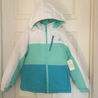 Girls winter Jacket - Size 7-8 (New with Tags) Ashburn