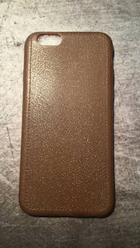 Brown leather iPhone 6/6S case St Catharines, L2T 4B6