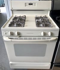GE Gas stove 90 days warranty Reisterstown, 21136