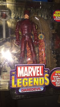 Marvel Legends Series Marvel action figure in pack Brampton, L6Y 1C8