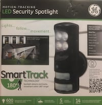 GE LED Security Spotlight Motion Tracker Anaheim, 92804