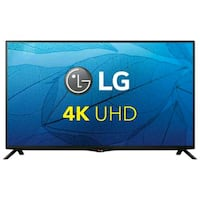 LG 40UB8000 40in 4K UHD 120Hz LED Smart HDTV BNIB Surrey, V3S 3W5