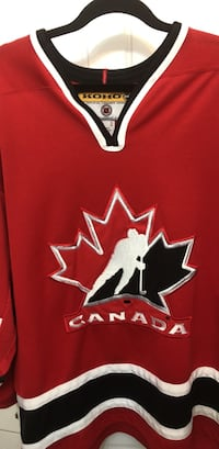 2002 Team Canada Road Olympic Uniform Vancouver, V5L 2E3