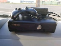 black Xbox 360 console with controller Weslaco, 78596