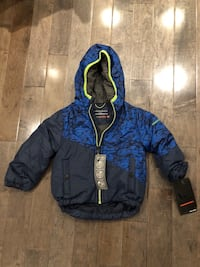 Toddler 2T winter jacket brand new with tag Toronto, M4G 0C3