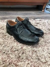 Real leather dress shoes  Toronto, M6L 2N8
