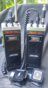 **READ AD**RadioShack TRC-211 Realistic Transceivers-50.00 FIRM Kitchener