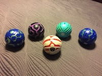 "5 Big 3"" Bakugan Battle Brawlers Ajax, L1T 1V1"